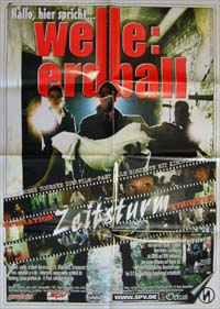 Welle: Erdball Operation Zeitsturm POSTER 574078