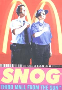 SNOG Third Mall From The Sun - Postkarte CARD 574242