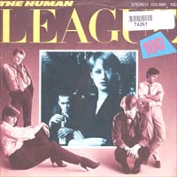 Human League Don't You Want Me 7'' 574261