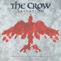 Original Soundtrack (O.S.T.) Crow - Salvation CD 575698