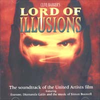 Original Soundtrack (O.S.T.) Lords Of Illusion CD 575726