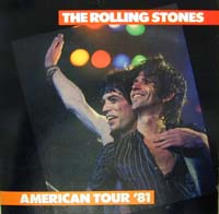 Rolling Stones American Tour '81 BOOK 576202