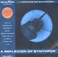 Various Artists / Sampler A Reflexion Of Synthpop Vol. 1 CD 576555