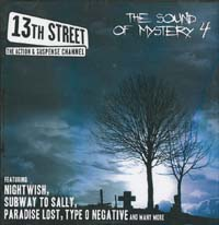 Various Artists / Sampler 13th Street - Sound Of Myst. 4 2CD 578872