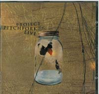 Project Pitchfork Live 2003/2001 CD 579031