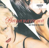 Bananarama Last Thing On My Mind 7'' 579122