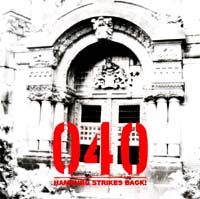 Various Artists / Sampler 040 Hamburg Strikes Back CD 580880