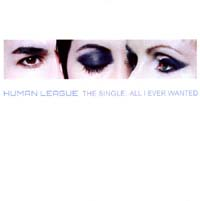 Human League All I Ever Wanted - Promo SCD 581139