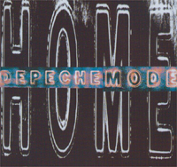 Depeche Mode Home - GER 2 MCD 581602
