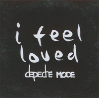 Depeche Mode I Feel Loved - 02 - EU MCD 581936