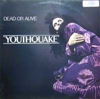 Dead Or Alive Youthquake LP 582409