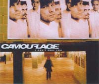 Camouflage I Can't Feel You - Promo MCD 582657