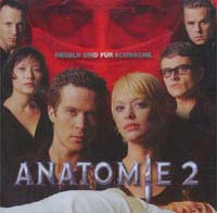 Original Soundtrack (O.S.T.) Anatomie 2 CD 582892