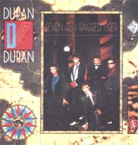 Duran Duran Seven And The Ragged Tiger CD 584041