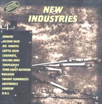 Various Artists / Sampler New Industries CD 584109