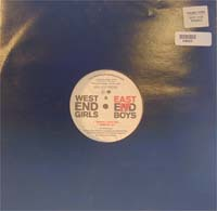 East 17 West End Girls - Promo 12'' 584605