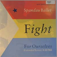 Spandau Ballet Fight 12'' 584669