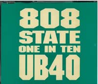808 State One In Ten MCD 585487