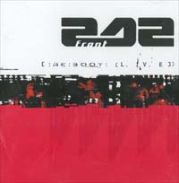Front 242 Re:Boot 98 - Zoth Ommog CD 585709