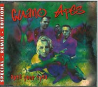 Guano Apes Open Your Eyes - Remix MCD 585807