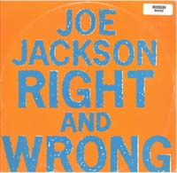 Jackson, Joe Right & Wrong 12'' 586050