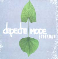 Depeche Mode Freelove - 1 - EU MCD 586691