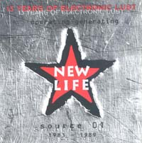 Various Artists / Sampler 13 Years Of Electronic Lust CD 588723