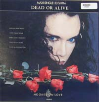 Dead Or Alive Hooked On Love 12'' 589223