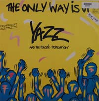 Yazz Only Way Is Up 12'' 589717