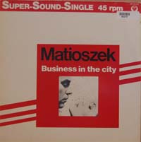 Matioszek Business In The City 12'' 590278