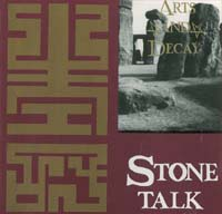 Arts And Decay Stone Talk CD 592006