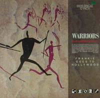 Frankie Goes To Hollywood Warriors 12'' 593328