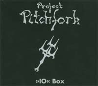 Project Pitchfork IO - limited CDBOX 593823