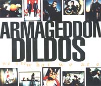 Armageddon Dildos We Are What We Are MCD 595327