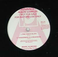 Almond, Marc Crime Sublime - Promosampler 12'' 596263