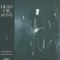 Dead Or Alive Something In My House 7'' 599380