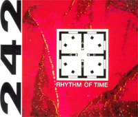 Front 242 Rhythm Of Time MCD 599410