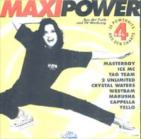 Various Artists / Sampler Maxi Power Vol. 04 2CD 600252