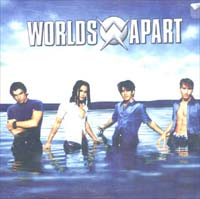 Worlds Apart Don't Change CD 600355